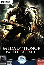 Medal of Honor: Pacific Assault (2004) Poster - Movie Forum, Cast, Reviews