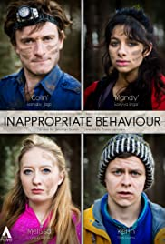 Inappropriate Behaviour Poster