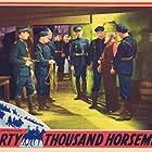Harvey Adams, Kenneth Brampton, and Eric Reiman in 40,000 Horsemen (1940)