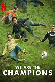 We Are the Champions Poster