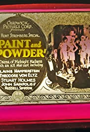 Paint and Powder Poster