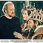 Anthony Hopkins, Judy Parfitt, and Nicol Williamson in Hamlet (1969)