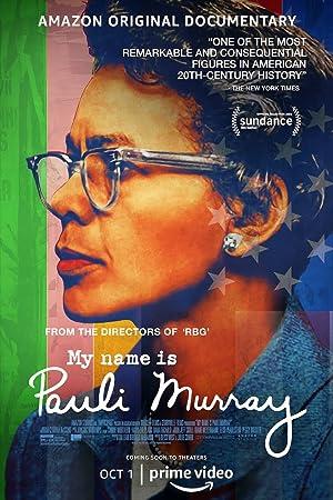 Where to stream My Name Is Pauli Murray
