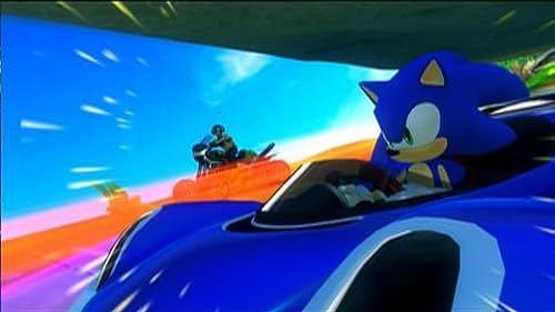 Sonic & All Stars Racing Transformed (VG)