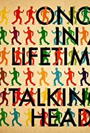 Talking Heads: Once in a Lifetime Poster