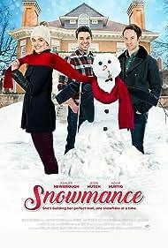 Ashley Newbrough, Jesse Hutch, and Adam Hurtig in Snowmance (2017)