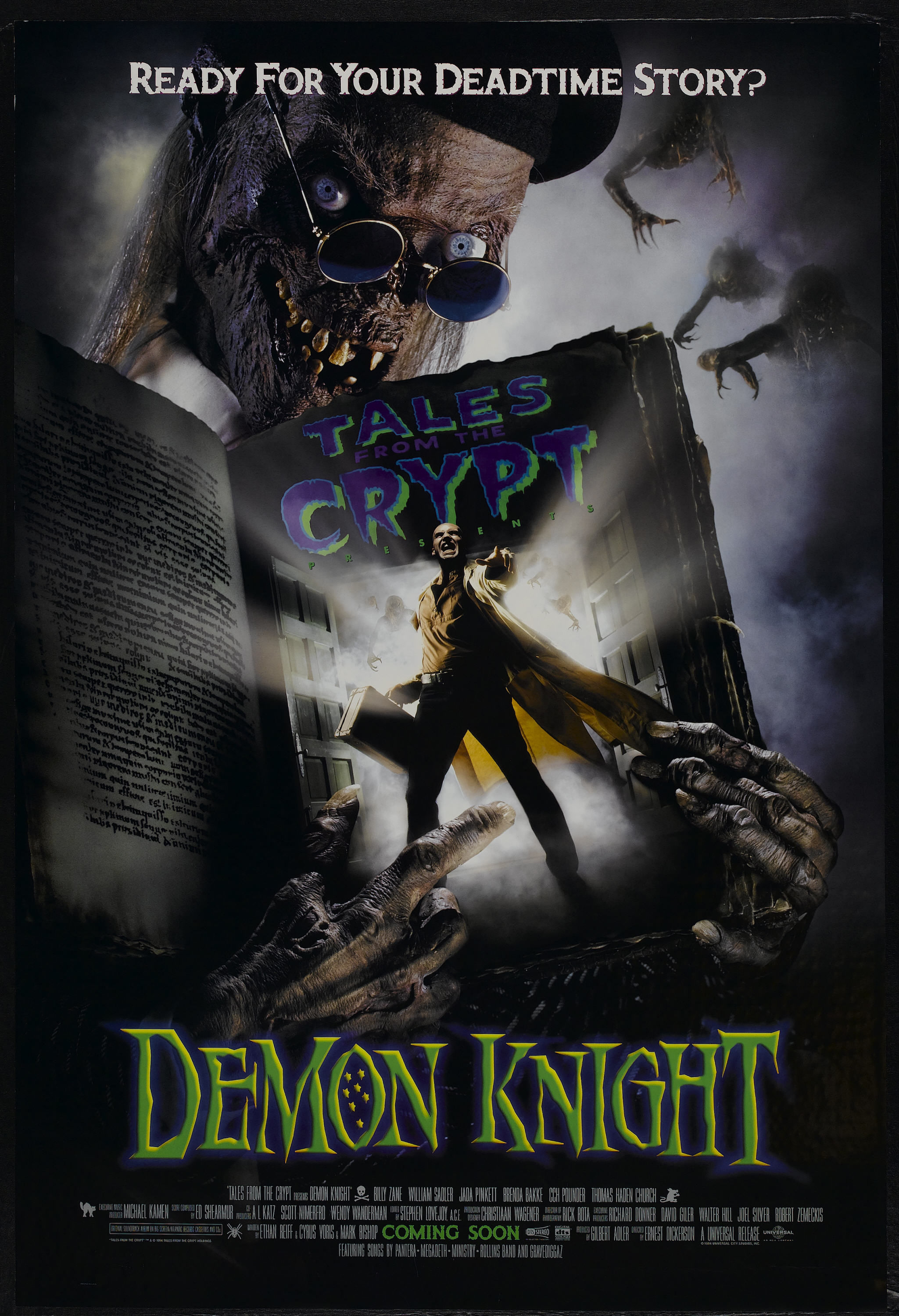 tales from the crypt movie bordello of blood cast