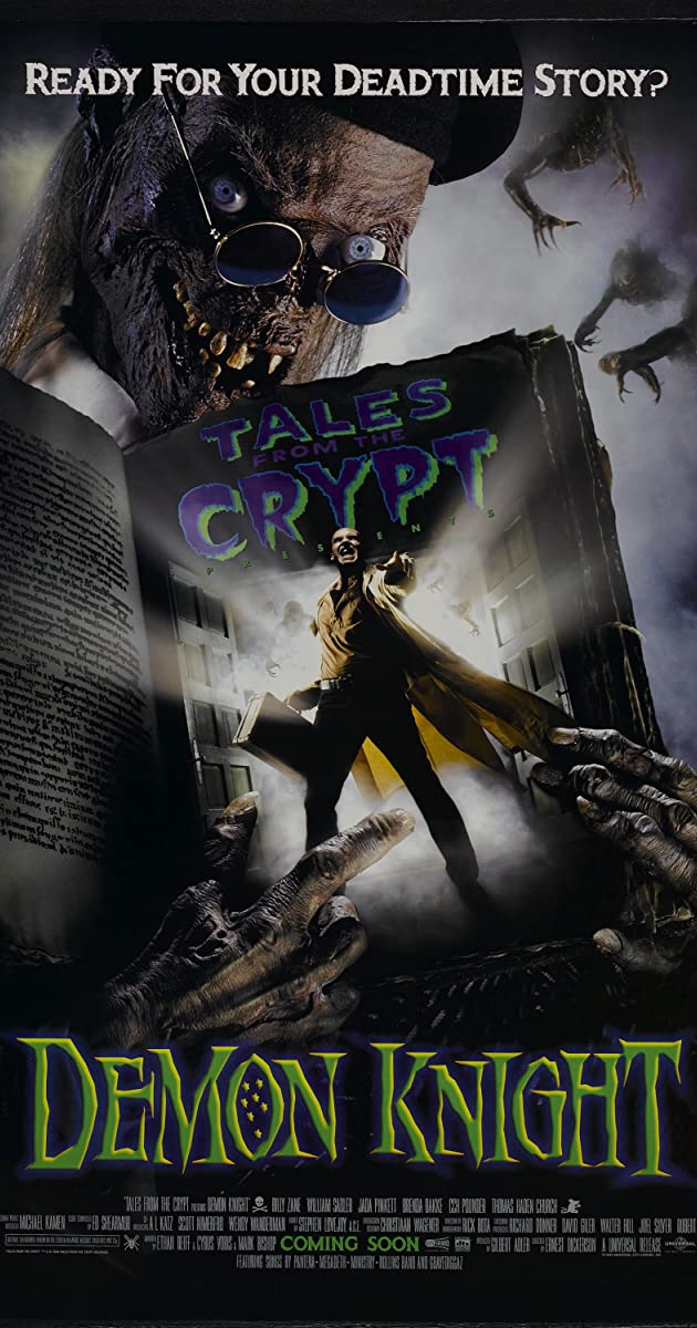 Tales From The Crypt Demon Knight 1995 Imdb