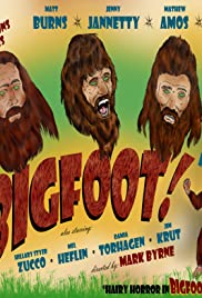 Bigfoot! Poster