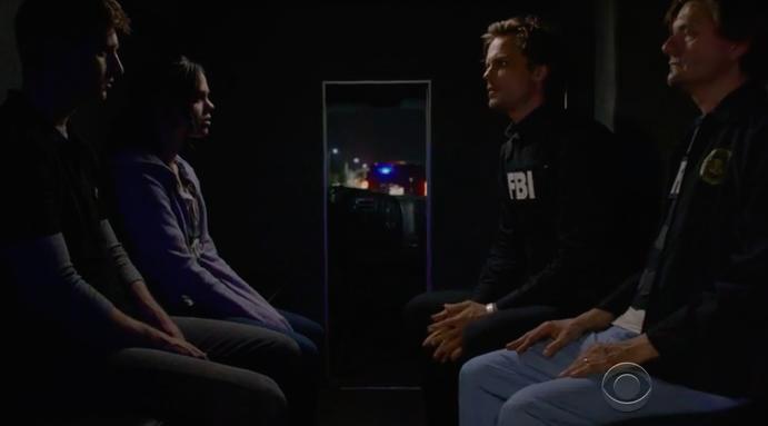Georgia Norman in Criminal Minds (2005)