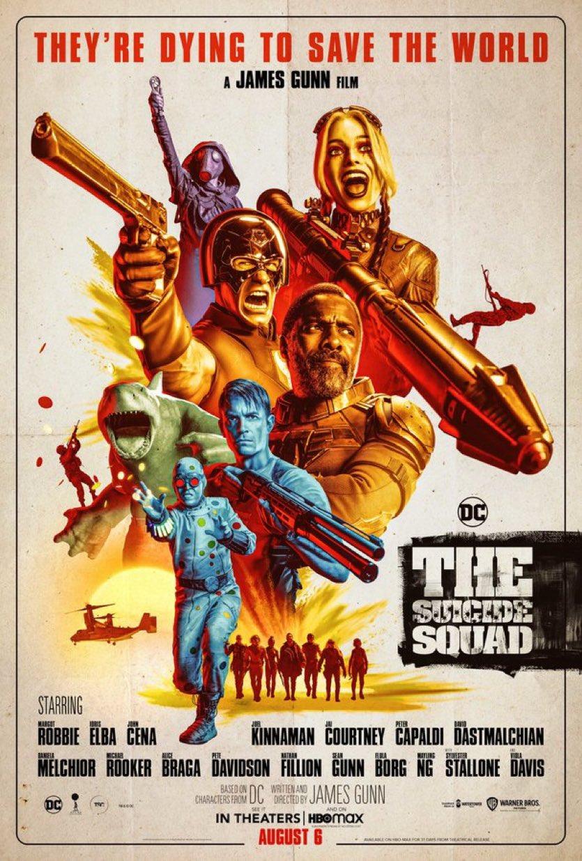 Phim Biệt Đội Cảm Tử - The Suicide Squad (2021)