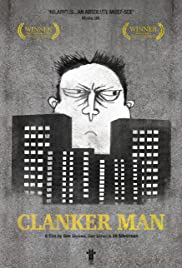 Clanker Man Poster