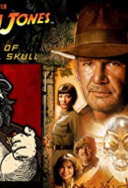 Mr. Plinkett's Indiana Jones and the Kingdom of the Crystal Skull Review Poster