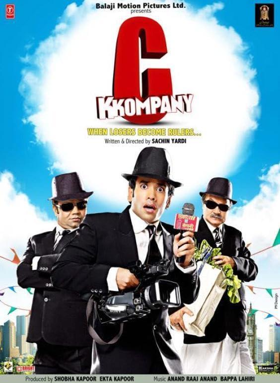 C Kkompany (2008) Full Hindi Movie