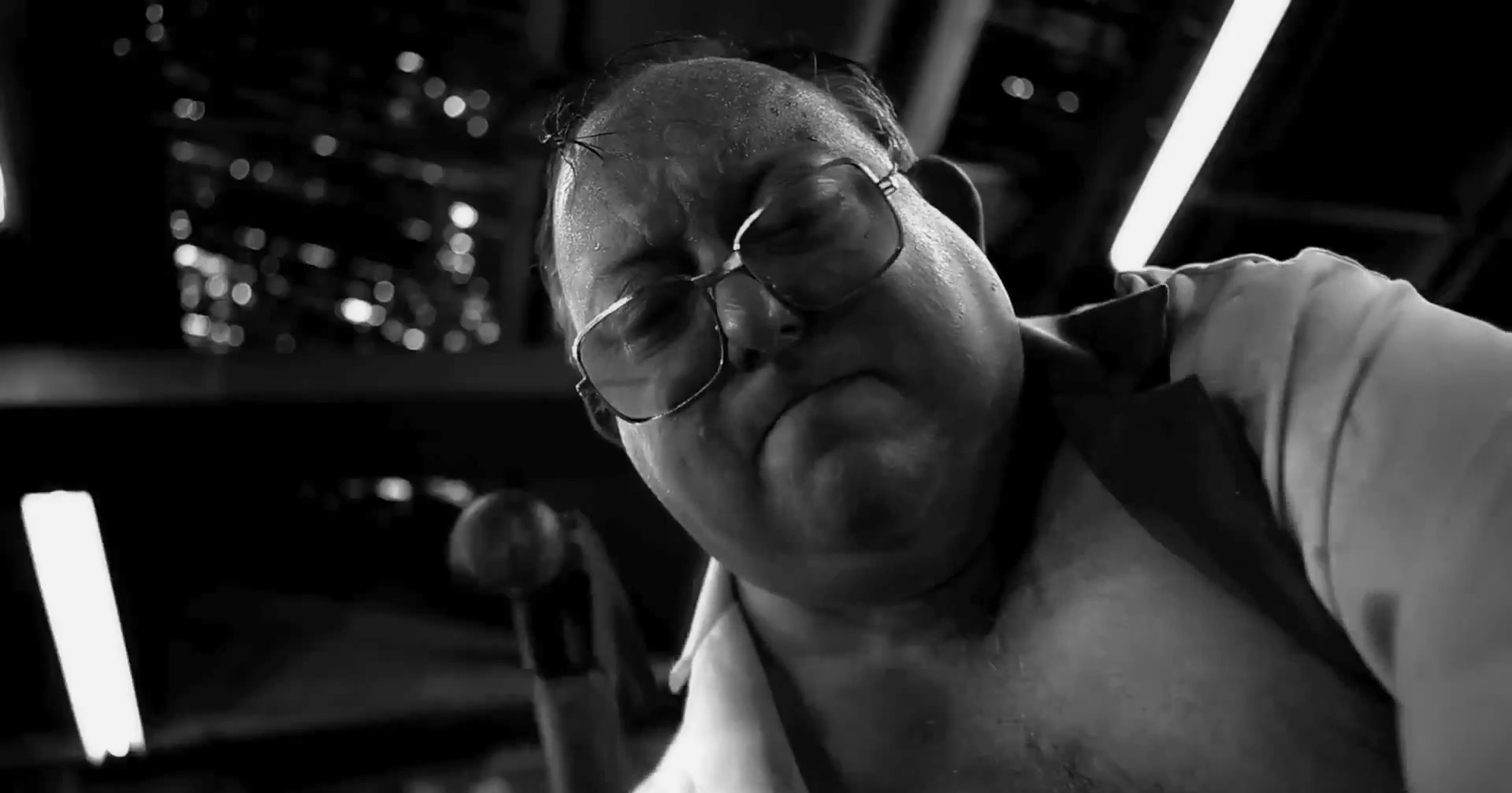 Laurence R. Harvey in The Human Centipede II (Full Sequence) (2011)