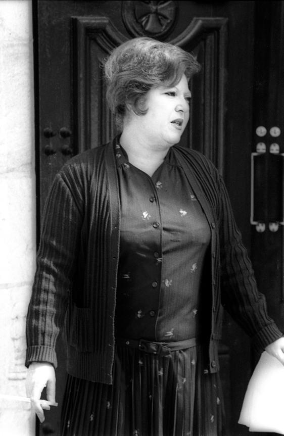 Natália Correia in Almada-Negreiros: Vivo, Hoje (1969)