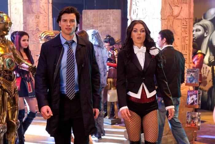 Smallville 9×12 – Guerrero