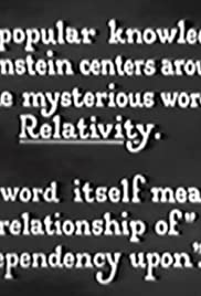 The Einstein Theory of Relativity Poster