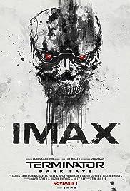 IMAX® Presents: Terminator: Dark Fate Poster