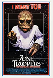 Zone Troopers (1985) Poster - Movie Forum, Cast, Reviews
