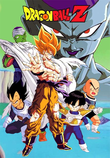 دانلود زیرنویس فارسی سریال Dragon Ball Z