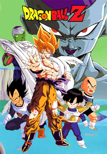 Dragon Ball Z Tv Series 1996 2003 Imdb