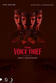 The Voice Thief Poster