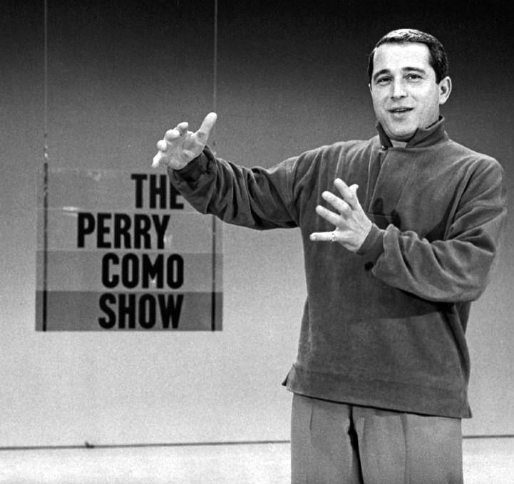 Perry Como in The Perry Como Show (1948)