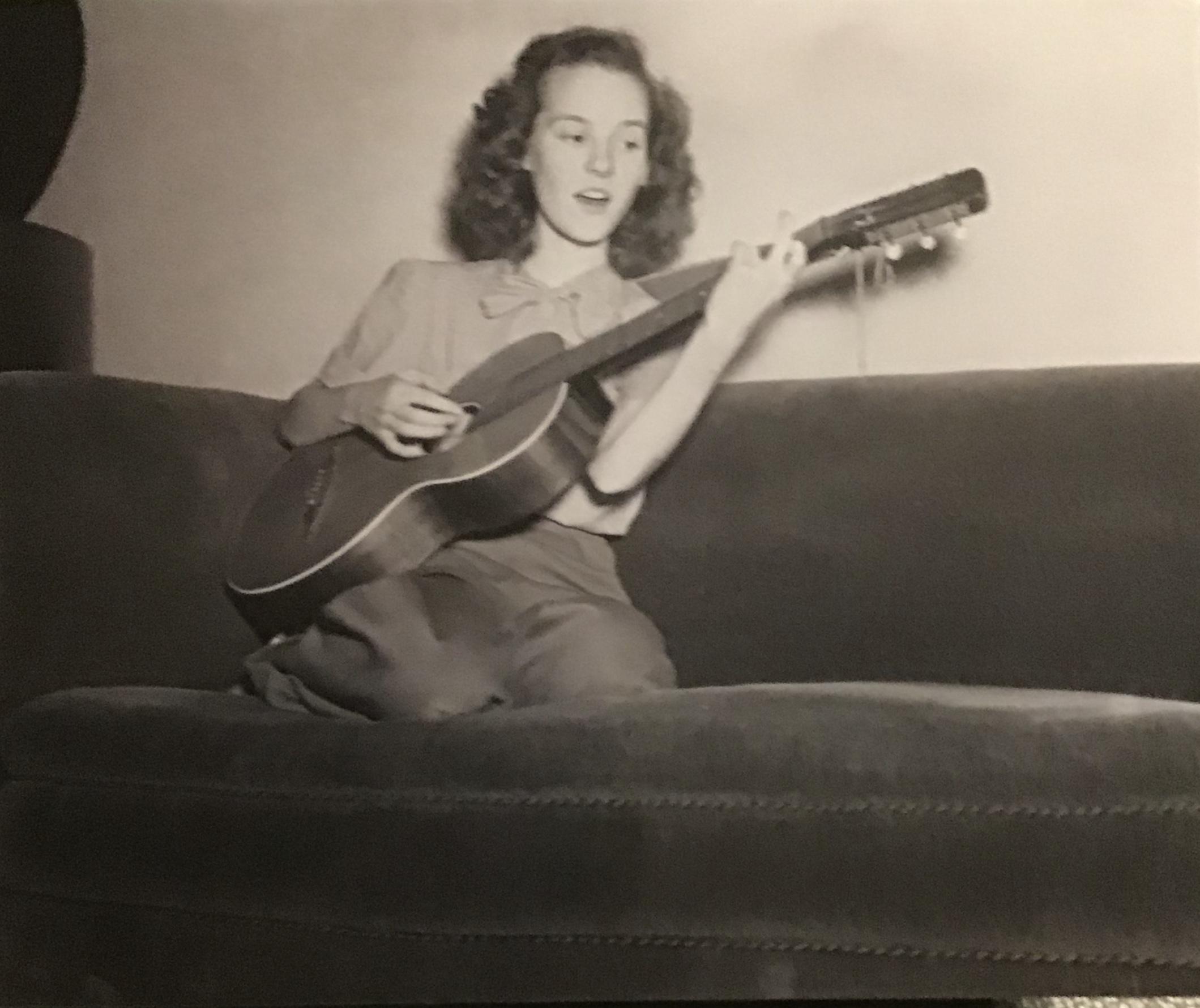 Petula Clark in The Huggetts Abroad (1949)