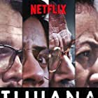 Rodrigo Abed, Damián Alcázar, Carlos Corona, and Tamara Vallarta in Tijuana (2019)