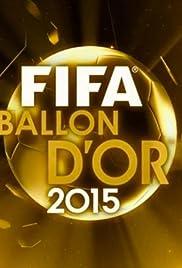 FIFA Ballon d'Or 2015 Poster
