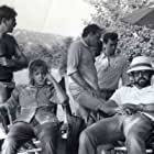 Jon Avnet directing Elizabeth Shue and Craig T Nelson in Call To Glory