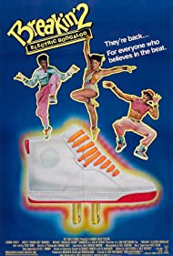 Michael Chambers, Lucinda Dickey, and Adolfo Quinones in Breakin' 2: Electric Boogaloo (1984)