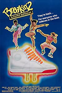 Download new movie for free Breakin' 2: Electric Boogaloo USA [HDRip]