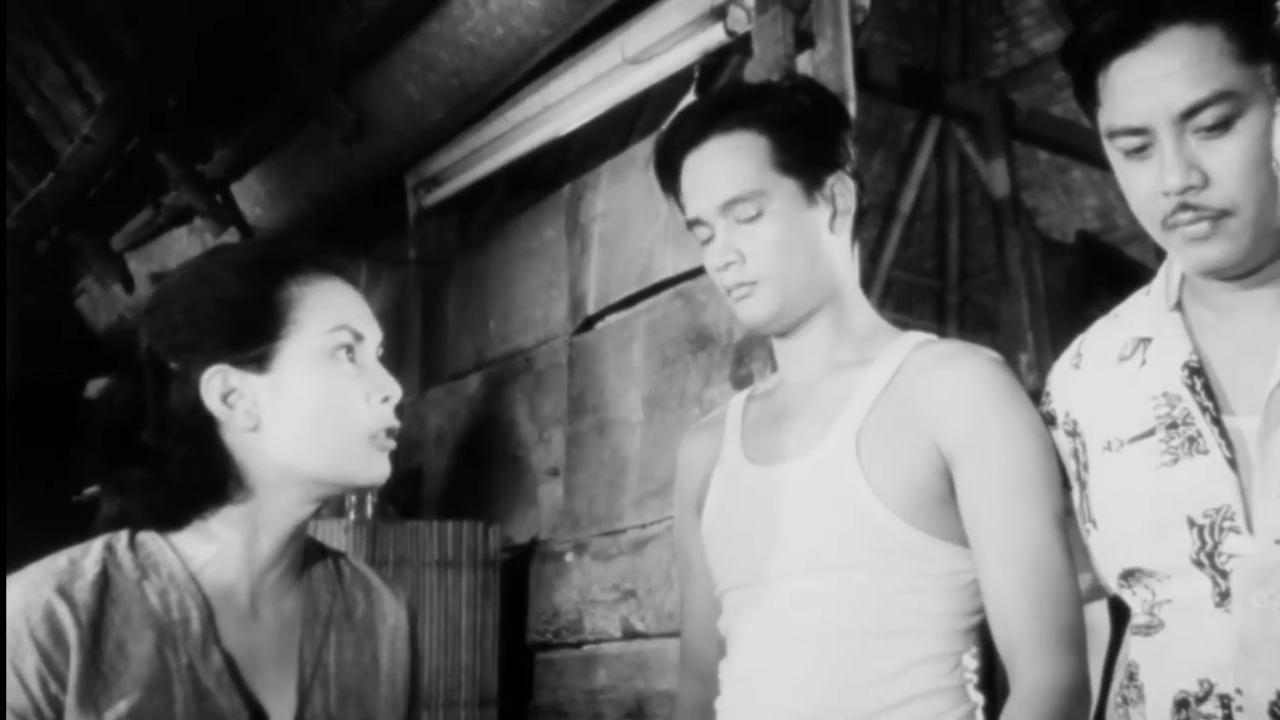Vic Silayan and Charito Solis in Malvarosa (1958)