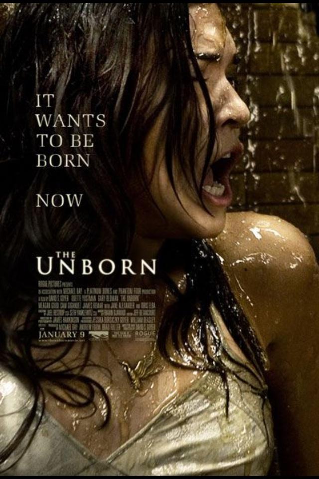 Poster film The Unborn