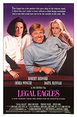 Movie Legal Eagles (1986)