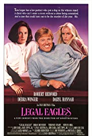Legal Eagles (1986) 720p
