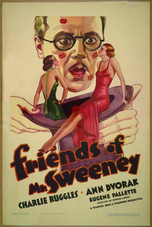 Charles Ruggles in Friends of Mr. Sweeney (1934)