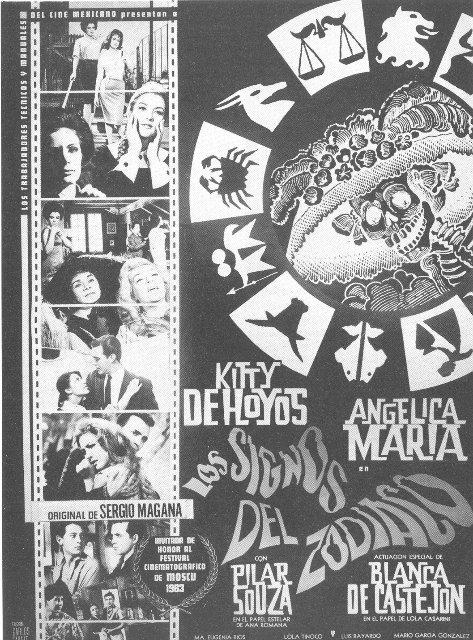 Los signos del zodiaco (1963)