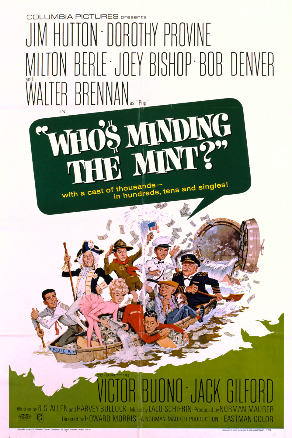whos minding the mint trailer