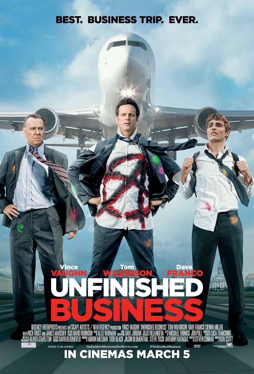 Unfinished Business (2015) - IMDb