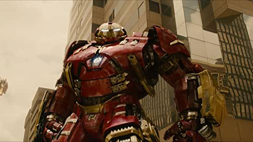 Watch new scenes from Avengers: Age of Ultron.