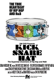 Kick Snare Hat: The Superstar Drummers of Hip Hop and R&B Poster