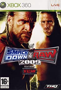 Primary photo for WWE SmackDown vs. RAW 2009