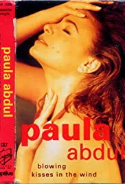 Paula Abdul: Blowing Kisses in the Wind Poster