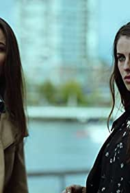 Jessica Lowndes and Luisa d'Oliveira in Motive (2013)