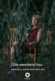 Die vermisste Frau Poster