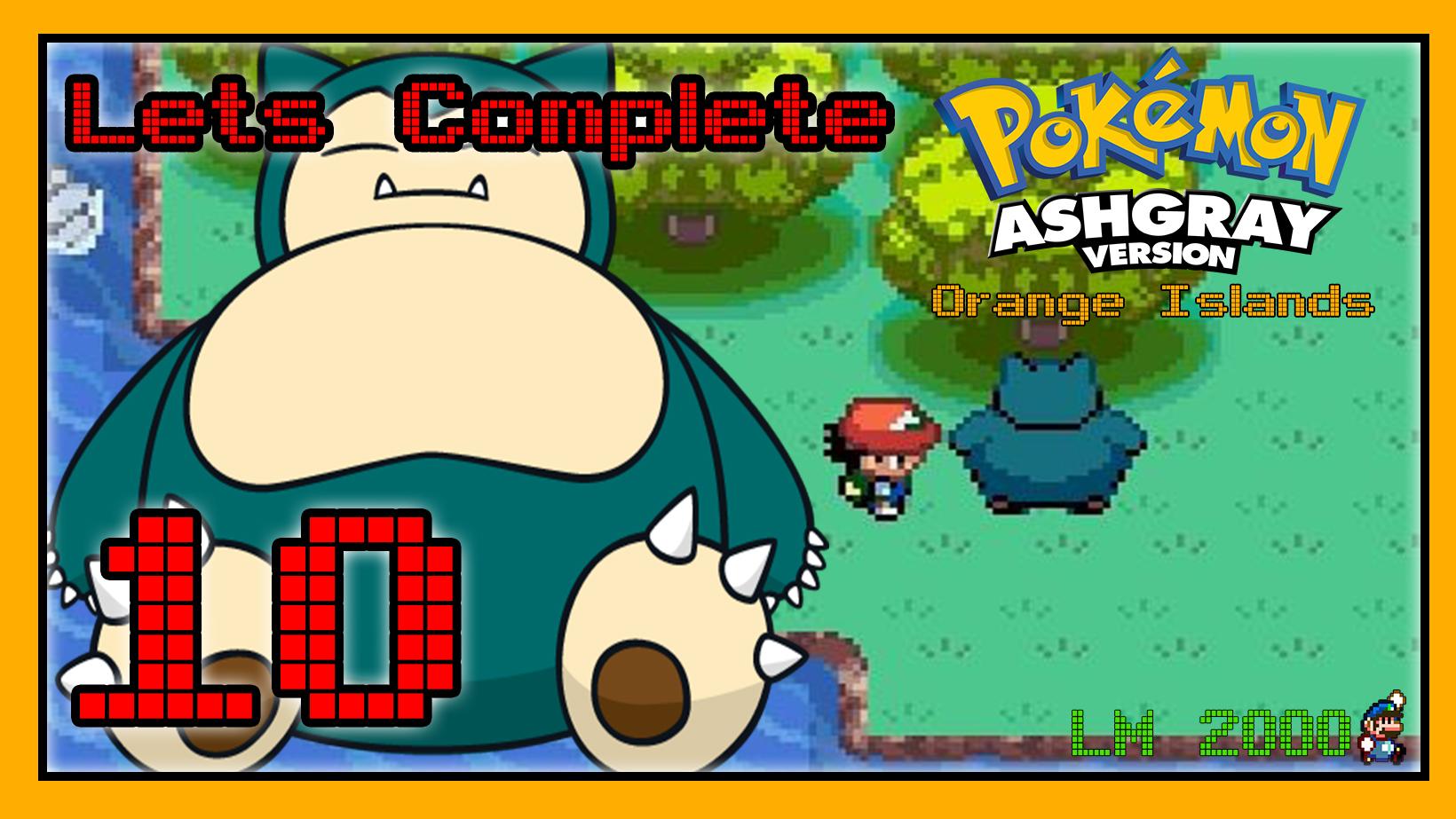 pokemon ash gray orange islands final