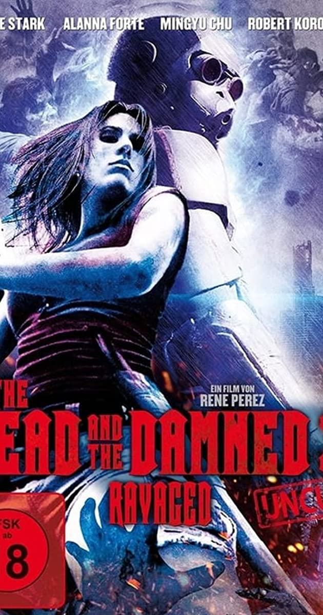 Subtitle of The Dead and the Damned 3: Ravaged